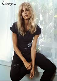 how to cut a 70s hair cut you are fringe or pas fringe effortless chic french interior and blog