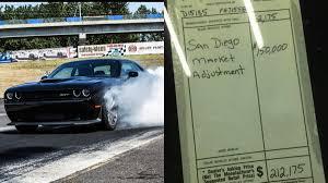 Challenger 2015 Release Date Lies There Is No 212 000 Dodge Challenger Srt Hellcat