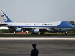 Air Force One Installation The Air Force Selected This 367 Million Plane To Be The Next Air