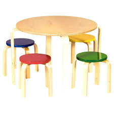 childrens table and stools childrens table worthingtonpark org