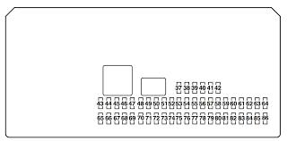 mazda 3 2004 u2013 2005 u2013 fuse box diagram auto genius