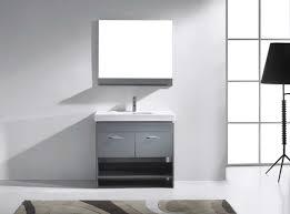 35 Bathroom Vanity Brayden Studio Frausto 35 Single Bathroom Vanity Set With Ceramic
