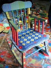 Painted Chairs Images 922 Best Painted Furniture Images On Pinterest Painted Furniture