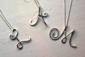 unique wedding gifts wedding gifts for bridesmaids initial jewelry accessories 5