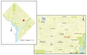 Washington Dc Ward Map by About Trinidad Trinidad Neighborhood Association