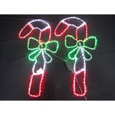 Outdoor Candy Cane Lights by Colorful Candy Cane Outdoor Christmas Lights 10 Excellent Candy