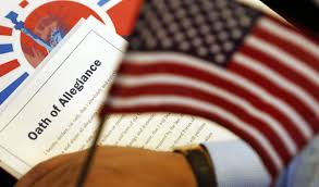 What Does The Red Stand For On The American Flag What Does The Us Citizenship Exam Actually Test Public Radio