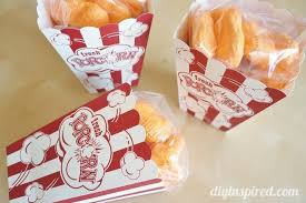 Themed Favors by Circus Carnival Theme Favors Diy Inspired