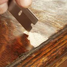 how to refinish veneer table how to refinish furniture dining room table refinished furniture
