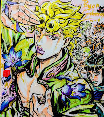 jojo s bizarre adventure part 5 gang drawn by dp director jojo u0027s bizarre adventure know