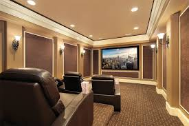 Home Theater Decor Packages by Home Theater Installation Houston Home Cinema Installers