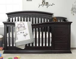 sorelle crib with changing table sorelle sedona crib and changer espresso babies r us