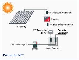 pv system wiring diagram solar system diagram solar panel