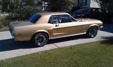 ford mustang 1968 coupe 1968 ford mustang ebay