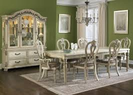 Vintage Dining Rooms China Cabinet Unbelievable Dining Set Witha Cabinet Image Ideas