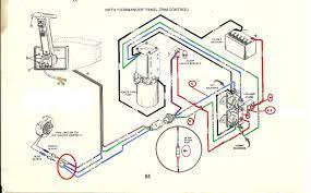 1987 mercruiser wiring diagram mercruiser wiring schematic