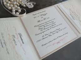 tri fold invitations ideas tri fold wedding invitations with pocket furoshikiforum