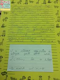 twinkl writing paper making writing special adventures in literacy land writing goes either straight into their special writing folders