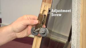 Replace Patio Door Rollers by How To Replace The Rollers On A Premium Wood Sliding Patio Door