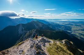 climbing storžič a mountain of