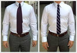 wide tie small mistakes leave a big impression dressed clothing club