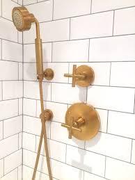 best 25 brass shower head ideas on pinterest shower fixtures