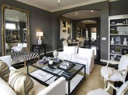 Emejing Zebra Living Room Ideas Home Design Ideas Ridgewayngcom - Animal print decorations for living room