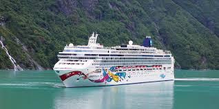 norwegian cruise line alaska 2017 2018