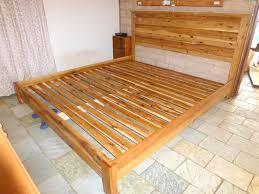 Simple Platform Bed Frame Platform Bed Plans King Bed Plans Diy Blueprints Unusual Size