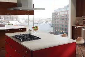 Kitchen Coutertops Kitchen Kitchen Modern Design With Quartz Granite Countertop On