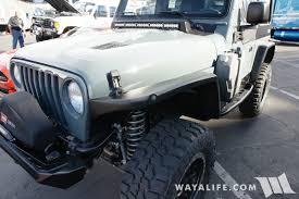 jeep commando 2016 2016 sema cliffride jeep tj wrangler