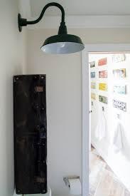 Kids Small Bathroom Ideas - kids vintage travel inspired bathroom renovation for under 2k
