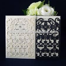 Pocket Wedding Invitations Latest Design Wedding Decorative Laser Cut Pocket Wedding