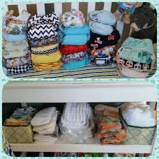 Dollar Store Shoe Organizer Cloth Diaper Storage Fluff Love University