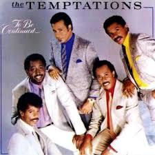 temptations christmas album to be continued temptations album