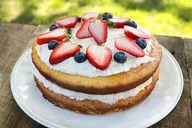 fluffy coconut flour vanilla cake recipe paleohacks