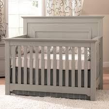 light gray nursery furniture munire by heritage chesapeake lifetime crib