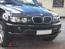 bmw x5 headlights flx5up headlights upgrade facelift look with rings