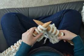 chunky knitting supersize your knits with quick u0026 cute ideas for