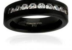 black stainless steel wedding rings cake knife and server for wedding wedding corners