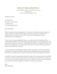 bunch ideas of visual assistant cover letter about visual