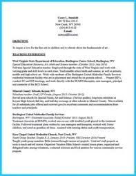 Art Teacher Resume Sample by There Are Several Parts Of Assistant Teacher Resume To Concern