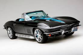 corvette restomods for sale is this restomod 1967 chevrolet corvette sacrilege or saintly