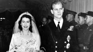 queen elizabeth ii royal wedding biography com