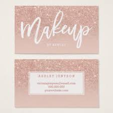 Order Gift Cards For Business Makeup Artist Business Cards U0026 Templates Zazzle