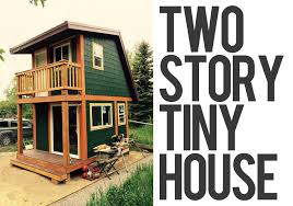 cheap 2 story houses two story tiny house in wyoming