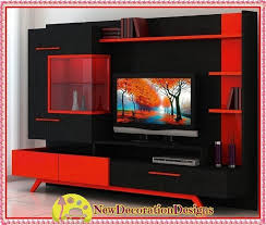 tv unit ideas 20 ideas of red tv units tv cabinet and stand ideas