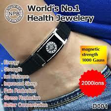 titanium balance bracelet images B90d001 noproblem ion balance band health titanium anti static jpg