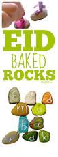 eid baked rocks tutorial a crafty arab