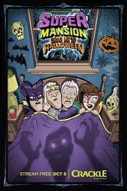 supermansion u0027 tackles horror u0026 humor with u0027drag me to halloween u0027